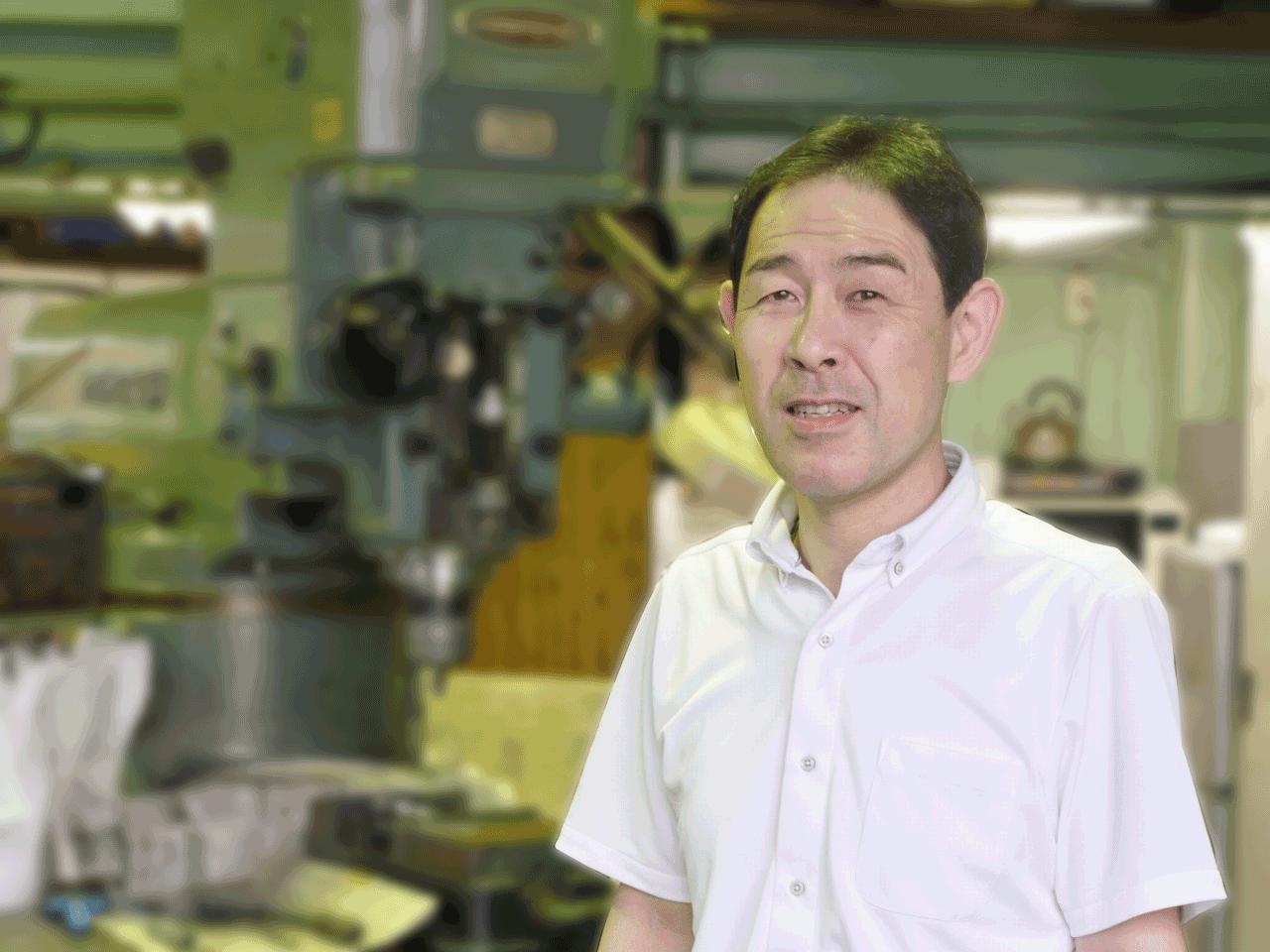 株式会社キョウエイ インタビュー